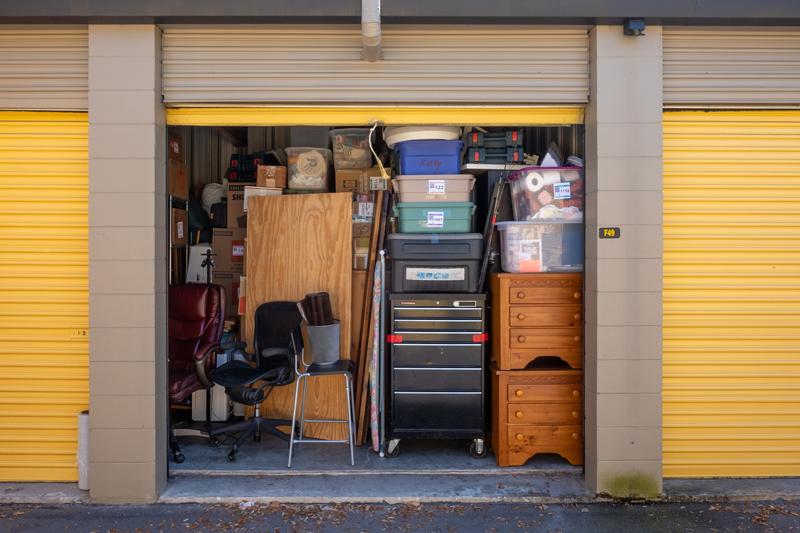 storage unit junk removal services